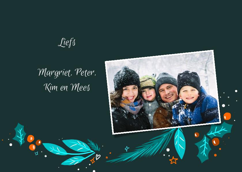 Happy Holidays met foto 3