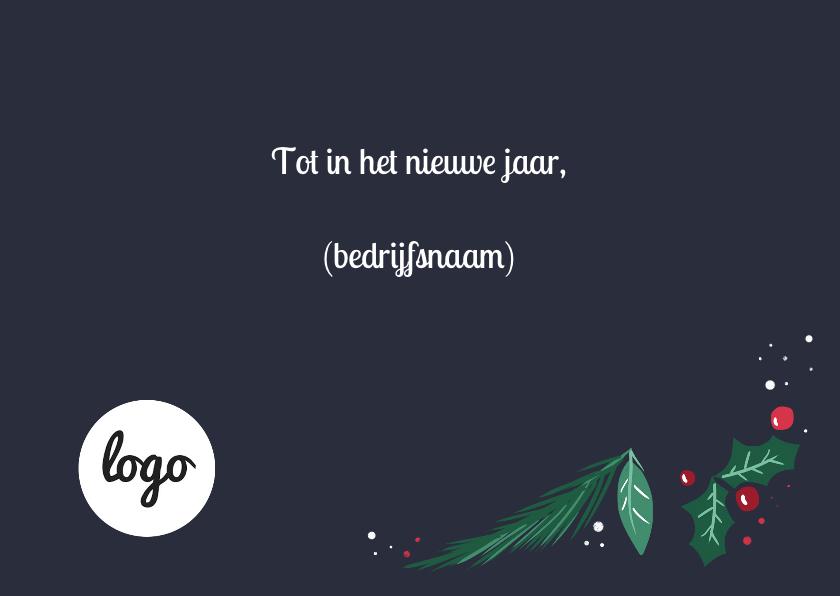 Happy Holidays met logo 3