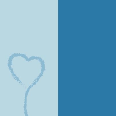hart ballon geboorte jongen 2