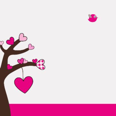 Hartjesboom meisje 2