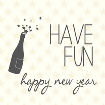 Have fun happy new year -BF
