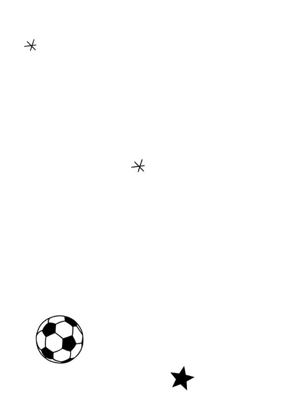 Hoera grafisch en voetballen 2