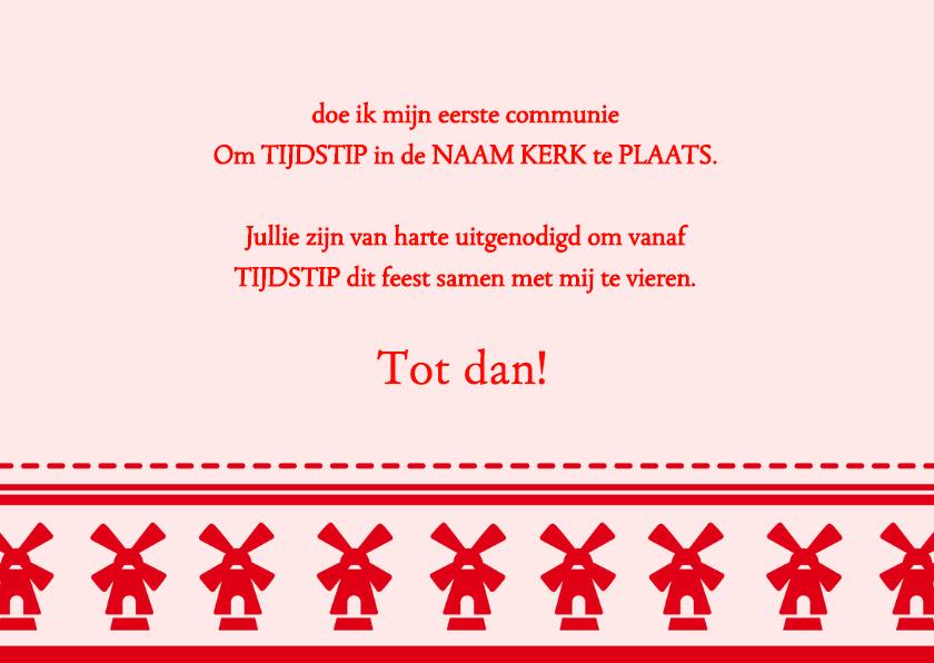 Hollandse uitstraling  rood-isf 3