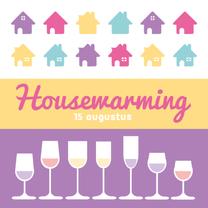 Housewarming glas 3