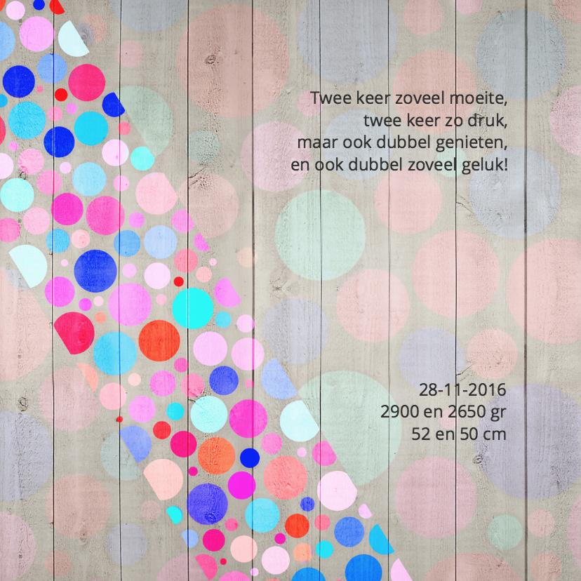 Hout-gekleurde ballen-eigen foto 2