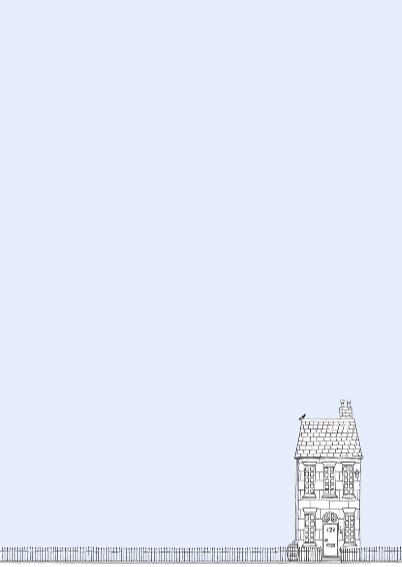 Huis illustratie 3
