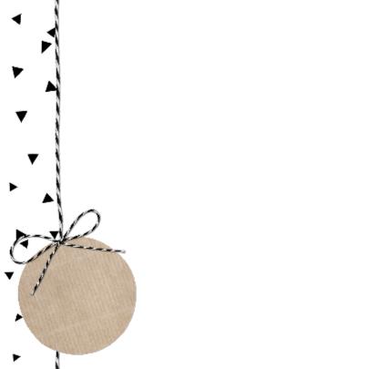 Huwelijk driehoekjes confetti 2