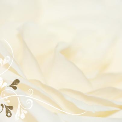 Huwelijk met rozen 2