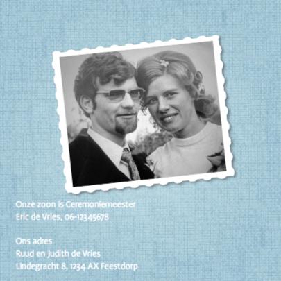 Huwelijks jubileum 3-Hart 2