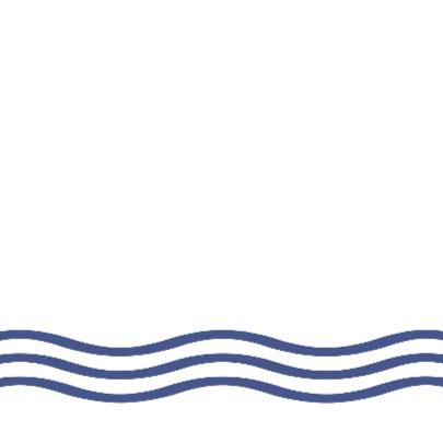 Huwelijksbootje blauw 2