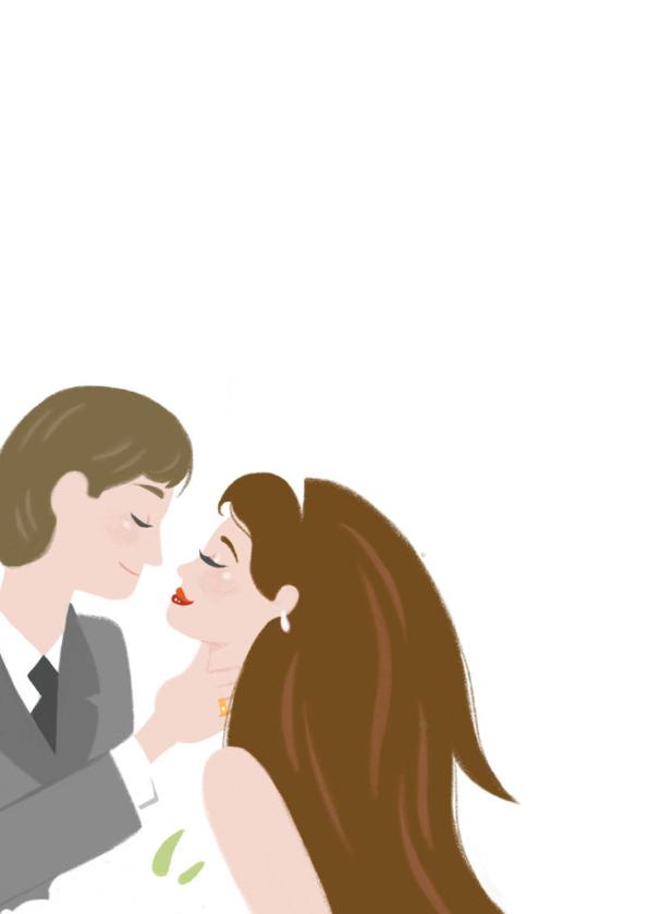 Huwelijkskaart - KO 2