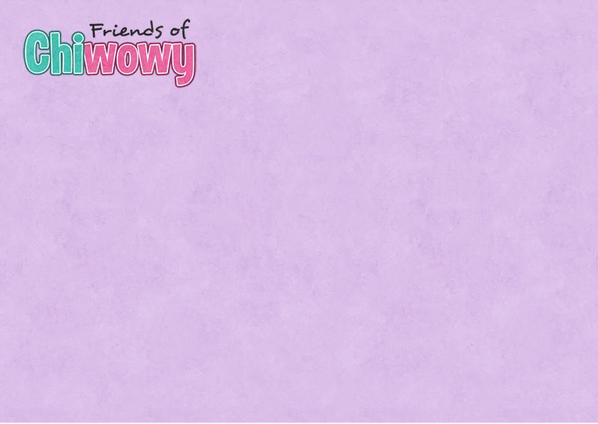Ik mis je - Friends of Chiwowy 2