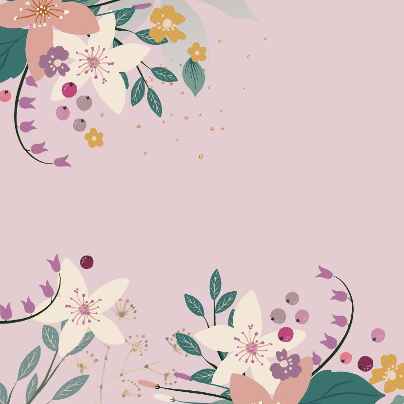 Italiaanse bloemenkaart 2 2