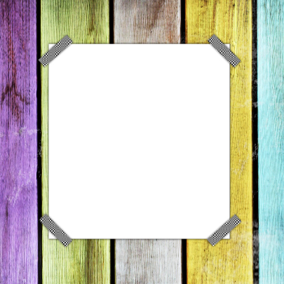 Ja kleur hout foto en harten  3