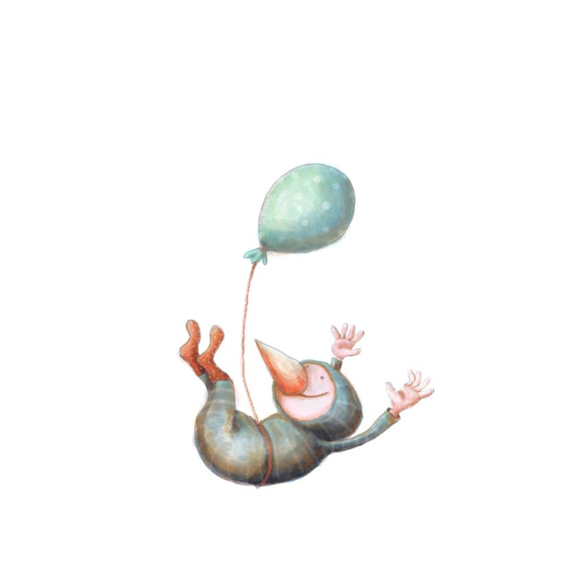 Jarig - Birdman Ballon - MW 2