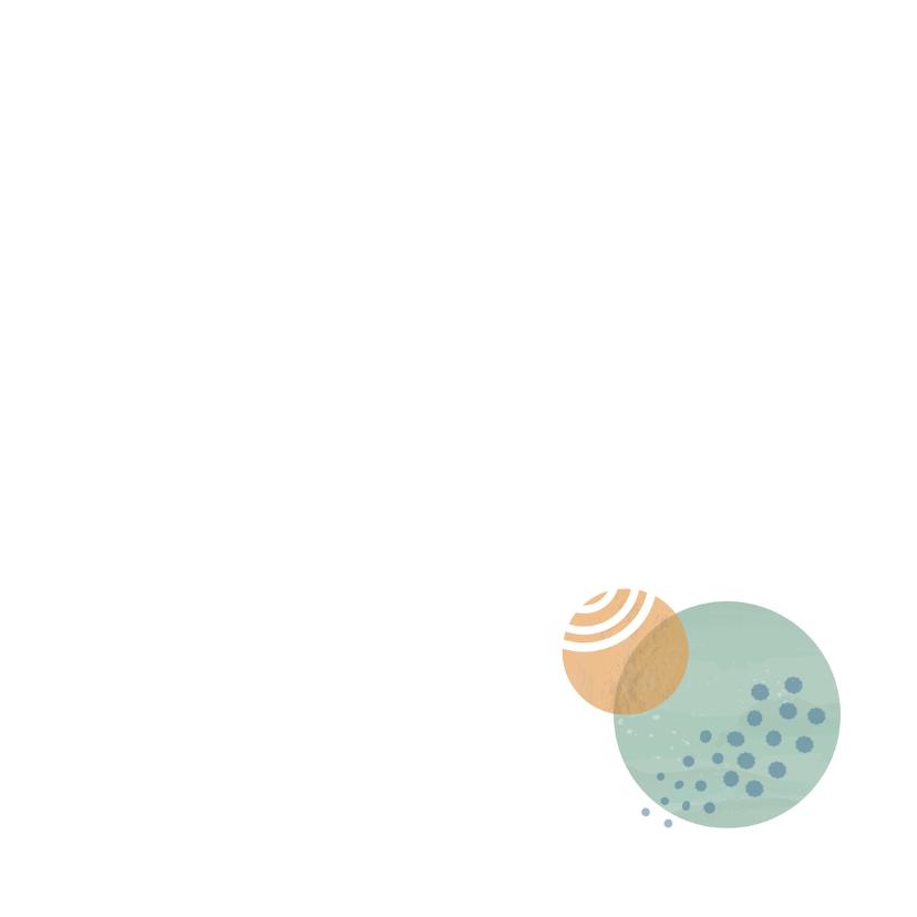 Jarig - Birthday Circles - MW 3