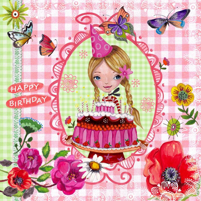 Verjaardag Meisje 3 Jaar