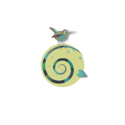 Jarig - Strange Birds Groen - MW 2