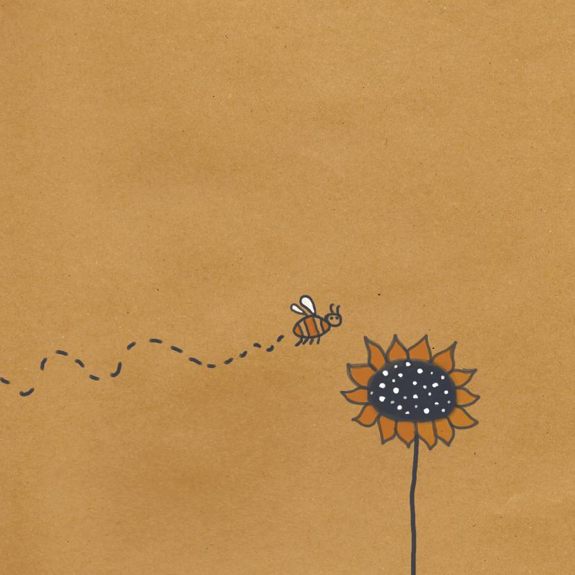 Jarig - Sunflower Birthday - MW 3