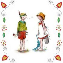 Valentijnskaarten - Jij en ik zijn wij