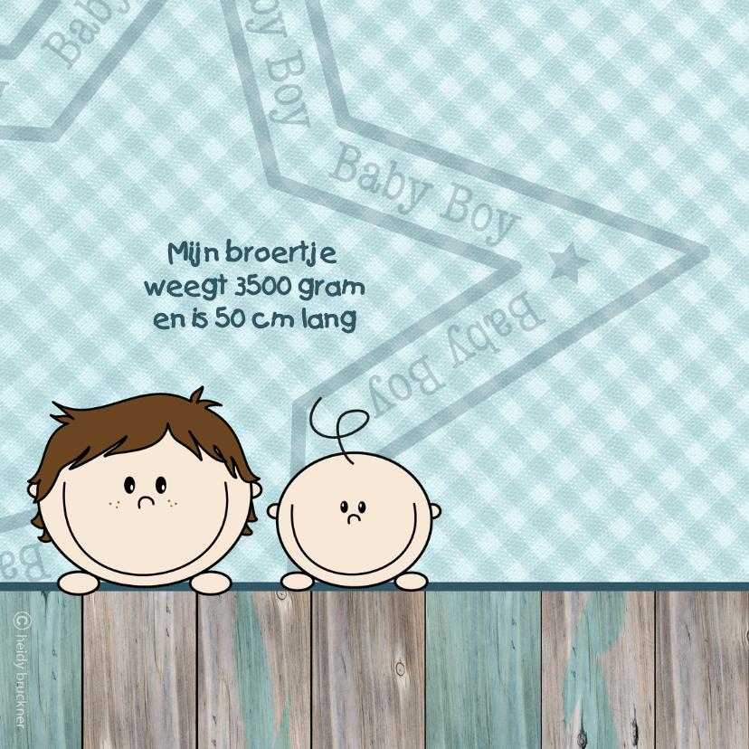 Jongen geboren! Grote broer 2 2