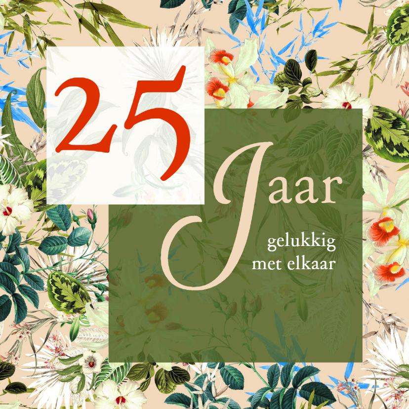 Jubileum jaar gelukkig met elkaar jubileumkaarten