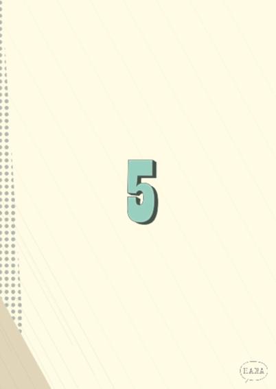 Jubileum-5 vijf jaar!-HK 2