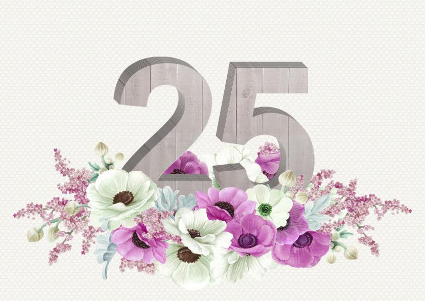 Jarig 25 Jaar