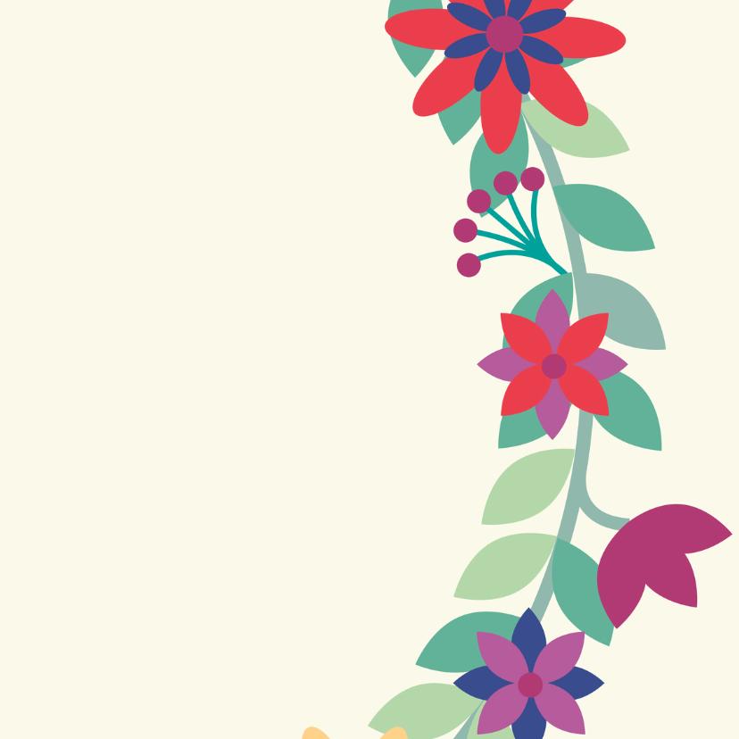 Jubileum bloemen 1 3