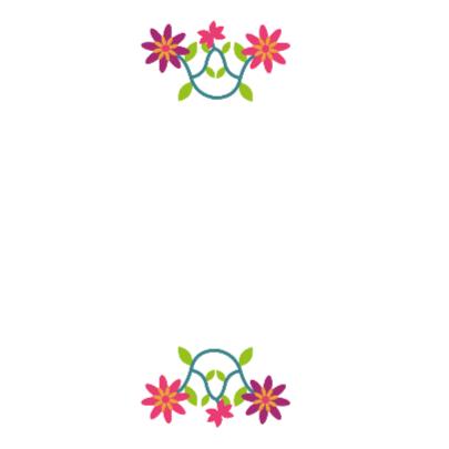 Jubileum bloemen 6 2