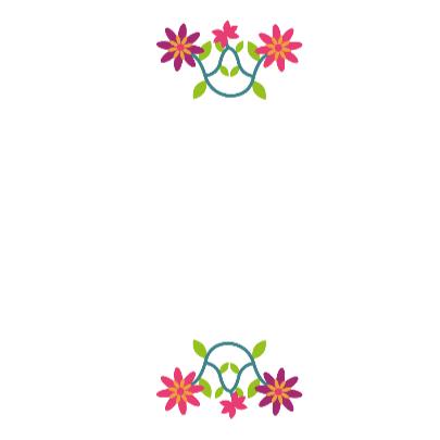 Jubileum bloemen 6 3