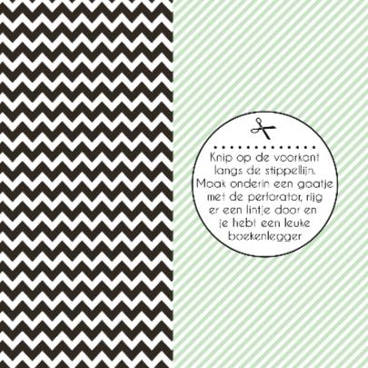 Kaart boekenlegger Relax - WW 2