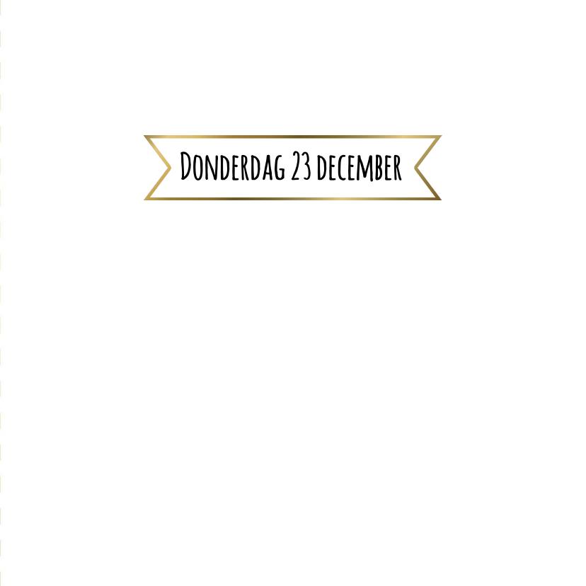 Kaart Kerstborrel 1 - WW 3