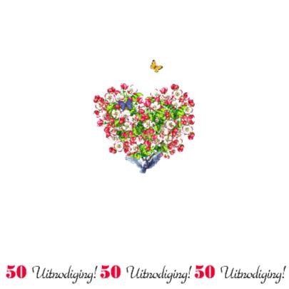 KendieKaart-50 Invite-Hearts 2