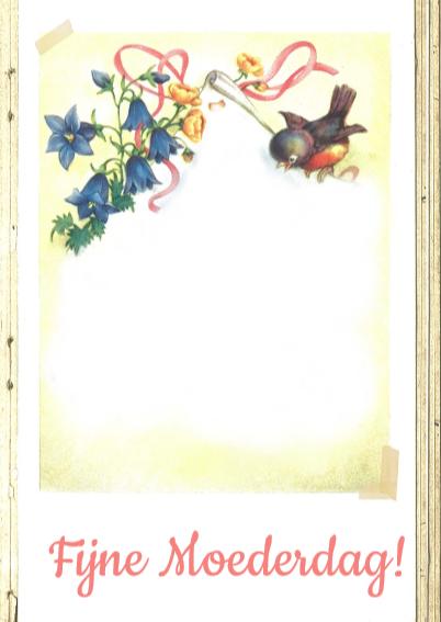 Kendiekaart EDELWEISS Mama 3