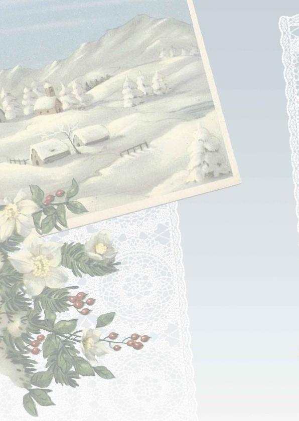 KendieKaart Feestdagen edelweiss 2