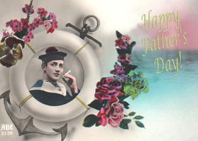 Vaderdag kaarten - KendieKaart-Vaderdag-Vintage