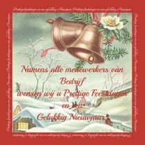 Zakelijke kerstkaarten - KendieKaart-Zakelijk-Edelweiss