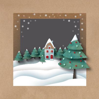 Kerst - Brown Paper Kerst - MW 3