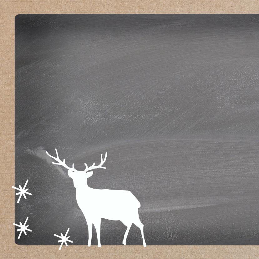 Kerst deer 2
