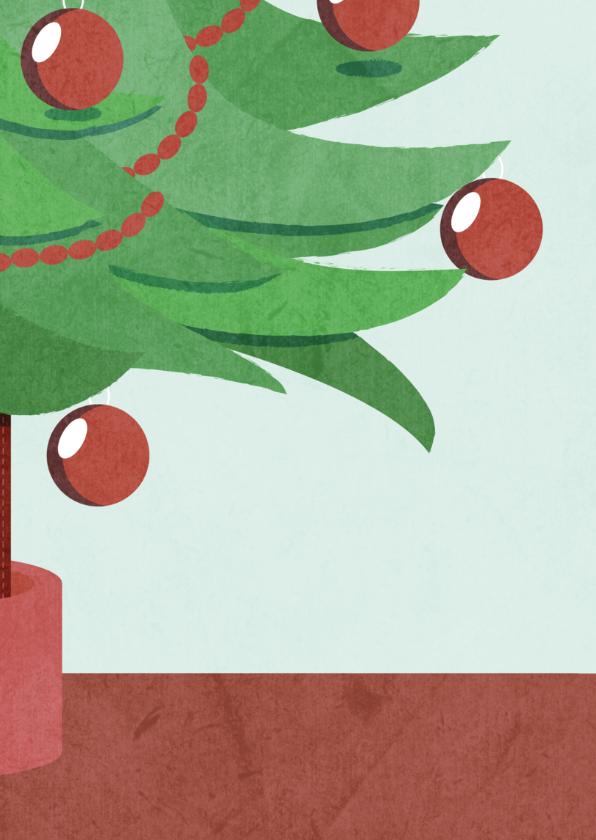 Kerst: een knusse kerst gewenst 2