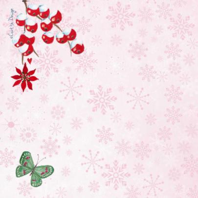 Kerst Eigen Foto Notitie 2