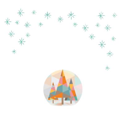 Kerst - Geo - Kerstboom - MW 2