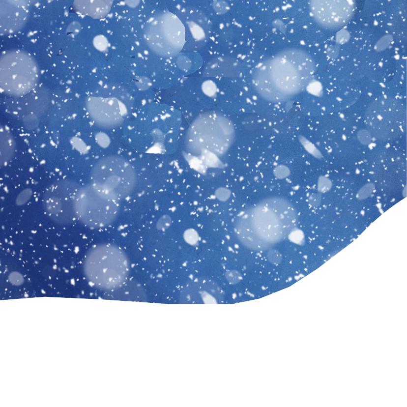 Kerst - Huis in de sneeuw 2 2