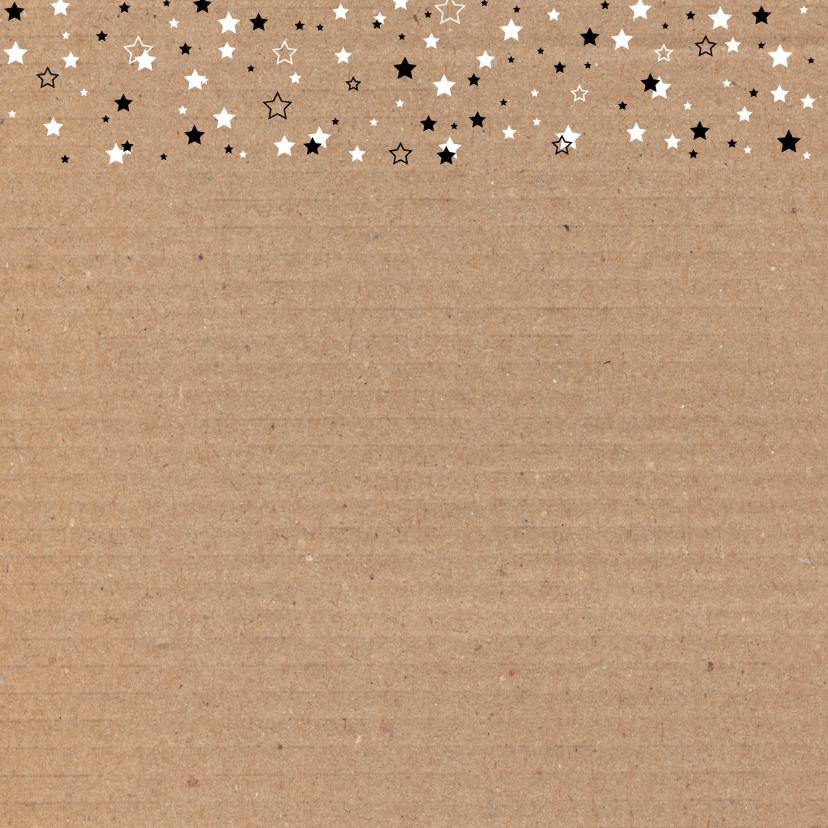 Kerst - Karton, sterren 2