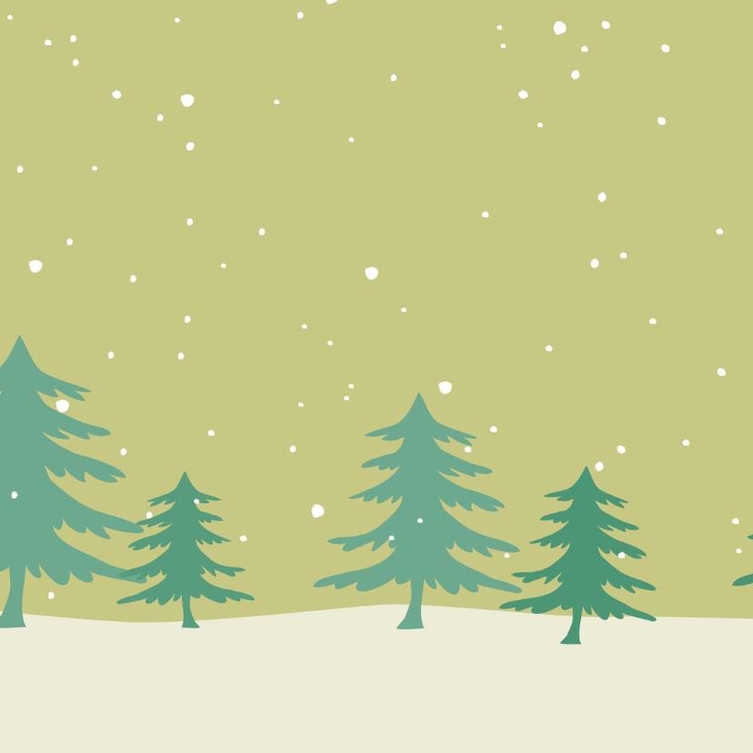 Kerst 'Oh denneboom' 2