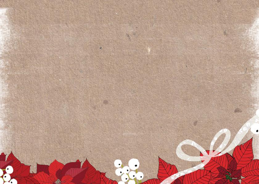 kerst roodborstjes kerstster 3