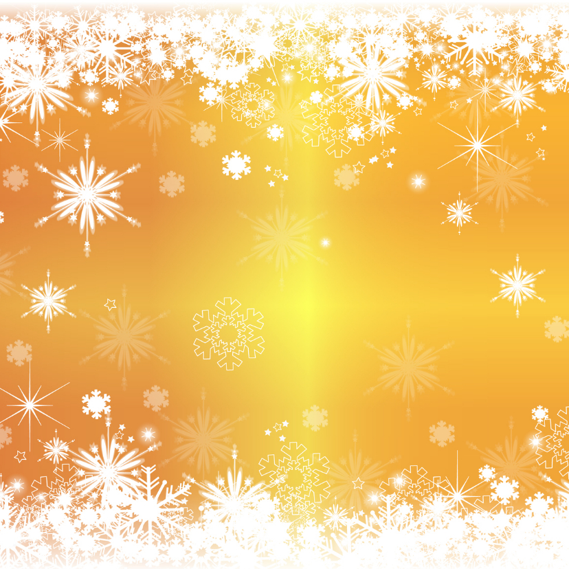 Kerst sprankelende fotokaart 2
