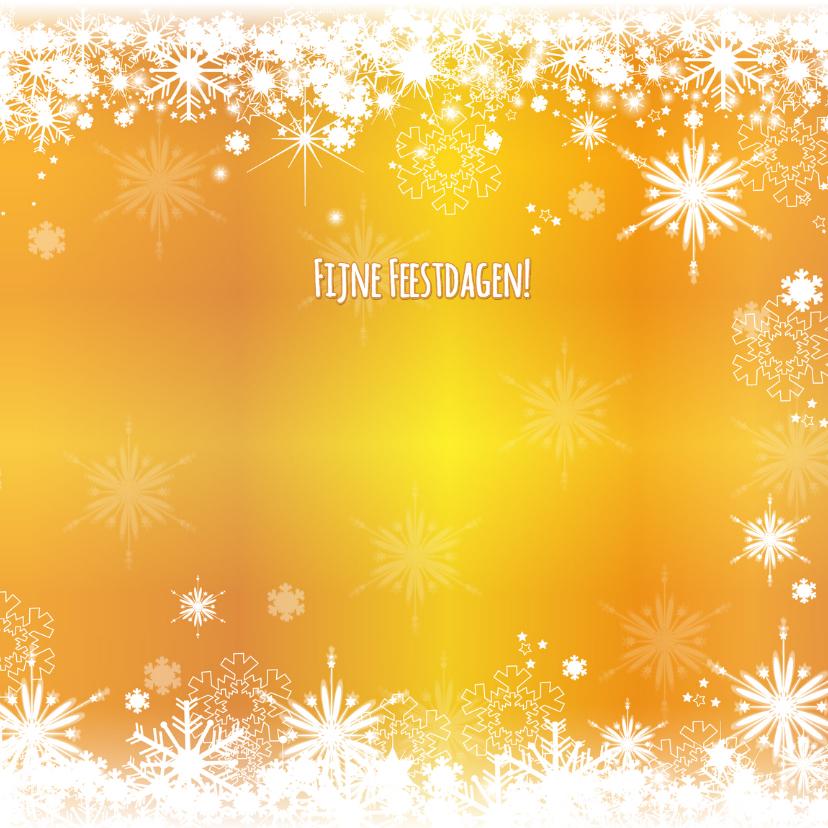 Kerst sprankelende fotokaart 3