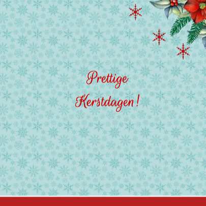 Kerst standaard vintage 3